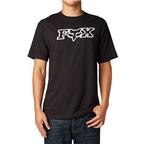Fox Racing Legacy Fox Head X Short Sleeve T-Shirt: Black