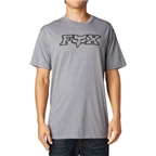 Fox Racing Legacy Fox Head X Short Sleeve T-Shirt: Heather Graphite