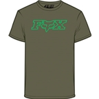 Fox Racing Legacy Fox Head X Short Sleeve T-Shirt: Military