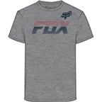 Fox Racing Mako Short Sleeve Tech T-Shirt: Heather Graphite