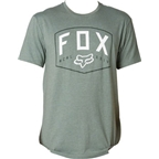 Fox Racing Loop Out Short Sleeve Premium T-Shirt: Sage
