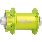 Onyx MTB Front 6 Bolt Disc Hub 100mm 32 Hole 15mm Thru Axle Antifreeze
