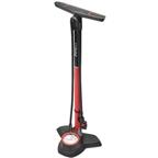 Zefal Profil Max FP50 Floor Pump - Red/Black