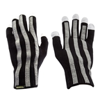 Cycleaware Reflect+ Gloves Black SM/MD