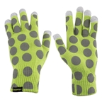 Cycleaware Reflect+ Gloves Yellow SM/MD