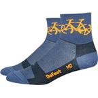 DeFeet Aireator 3 Townee Sock: Graphite