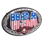 "Trik Topz 2"" Hitch Cover - USA"