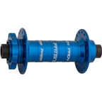 Hope Fatsno Pro 4 Front Fat Bike Hub 150mm x 15mm Front Disc Spacing 32H Blue