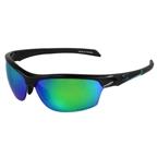 Serfas Ruca Sunglasses Matte Black/Green