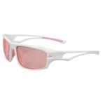 Serfas Scandal Sunglasses, Gloss White/Pink Multi-Coat Lens