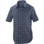 Ibex Shralp Men's Short Sleeve Jersey Top: Quarry Gray