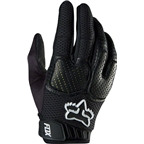 Fox Racing Unabomber Men's Full Finger Glove: Black