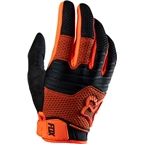 Fox Racing Sidewinder Men's Full Finger Glove: Flo Orange