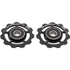CeramicSpeed Pulley Wheels Shimano 11 Speed Alloy Black