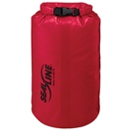Seal Line Nimbus Dry Sack: 10-Liter Red