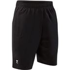 TYR Lake Front Land To Water Men's Casual Swim Short with Liner: Black