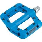 """Race Face Chester Composite Platform Pedal: 9/16"""" Blue"""