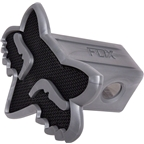 Fox Racing Trailer Hitch Cover: Black/Charcoal One Size