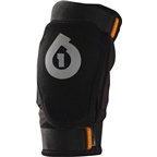 SixSixOne Rage Air Elbow Pad: Black