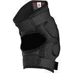 SixSixOne Rage Elbow Pad: Black