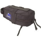 Jandd Mini Mountain Wedge Seat Bag: Black
