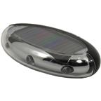 Owleye 3-LED Solar Powered Taillight