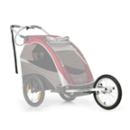 Burley Jogger Kit for the Solo Child Carrier with Hand brake