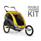 Burley Double Jogger Kit