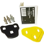 Bike Fit Leg Length Shims: Road, Look 3-Hole Keo