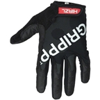 Hirzl Grippp Tour Full Finger Gloves: Black