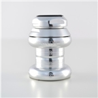 "Velo Orange Grand Cru 1"" Threaded Sealed Bearing Headset: Polished Silver"