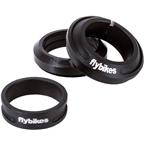 Flybikes Headset Flat Black