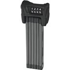 ABUS Bordo Combo Foldable Lock: Black; 75cm