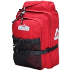 Arkel GT-18 Grand Touring Pannier - Red