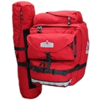 Arkel GT-54 Grand Touring Rear Panniers - Red