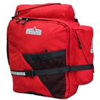 Arkel T-42 Lite Touring Panniers - Red