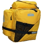 Arkel T-42 Lite Touring Panniers - Yellow