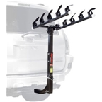 Allen Deluxe 5-Bike Hitch Rack Model 552RR
