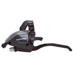 Shimano HB ST-EF51 3x7-speed Brake/Shift Lever Set Black