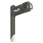 "Profile Design H20 Road Quill Stem: 60mm; 105degree; Black; 1""; 26.0"