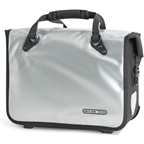 Ortlieb Office Bag Silver/Black Large Classic QL2
