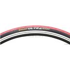Continental Ultra Sport Tire 700 x 23 Folding - Red/Black