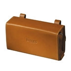 Brooks D-Shaped Tool Bag - Honey
