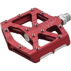 VP Components All Purpose Urban/XC/City VP-001 Pedal: Red