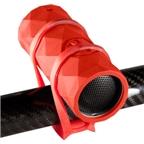 Outdoor Tech Buckshot Wireless Bluetooth Speaker: Red
