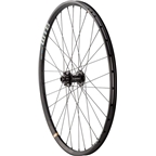 "Quality Wheels Front Wheel Mountain Disc 27.5"" 15mm WTB KOM / Hope Pro2 / DT Competition All Black"