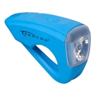 Serfas USL-S USB Silicone Headlight Blue