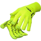 DeFeet Duraglove ET Glove: Hi-Viz Yellow