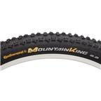 "Continental Mountain King Tire 29 x 2.2"" Steel Bead Black"
