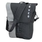 Arkel Commuter Urban Pannier - Black/Gray (unit)